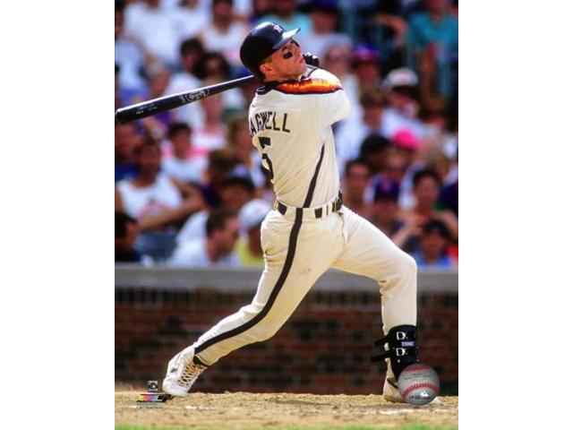 Jeff Bagwell Action Photo Print (8 x 10)