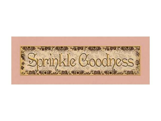 Sprinkle Goodness Poster Print by Todd Williams (24 x 48)