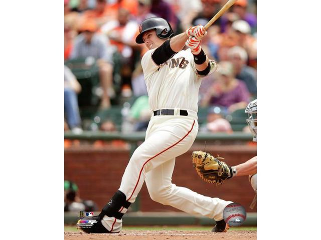 Buster Posey 2014 Action Photo Print (8 x 10)