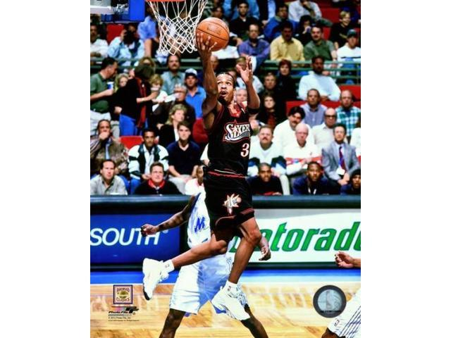 Allen Iverson 1999 Action Photo Print (8 x 10)