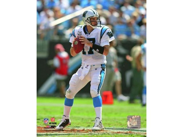 Jake Delhomme 2009 Action Photo Print (8 x 10)