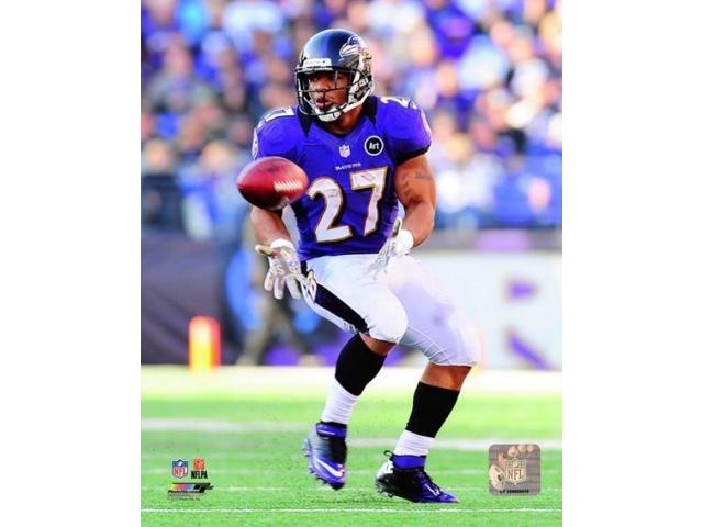Ray Rice 2012 Action Photo Print (8 x 10)