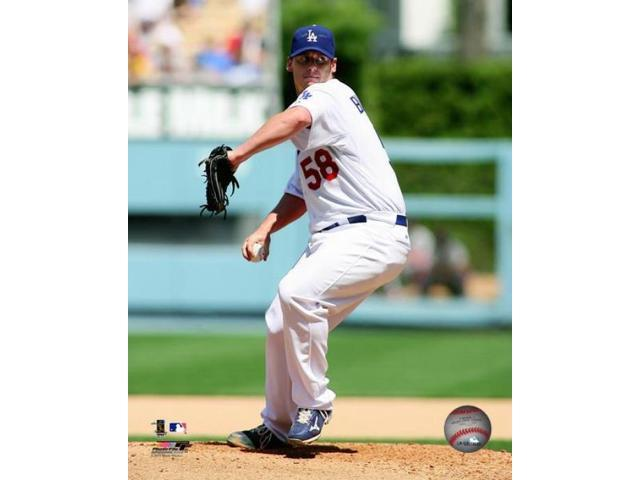Chad Billingsley 2011 Action Photo Print (8 x 10)