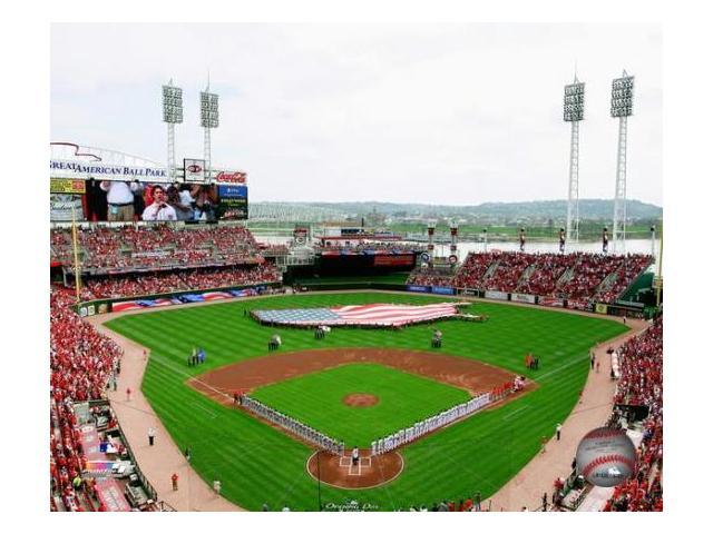 Great American Ball Park 2010 Opening Day Photo Print (8 x 10)