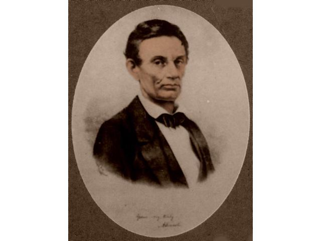 Abraham Lincoln 16th US President Poster Print by Science Source (18 x 24)