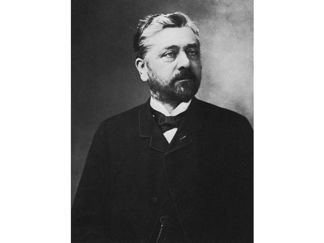 Gustave Eiffel French Architect Poster Print by Science Source (18 x 24)