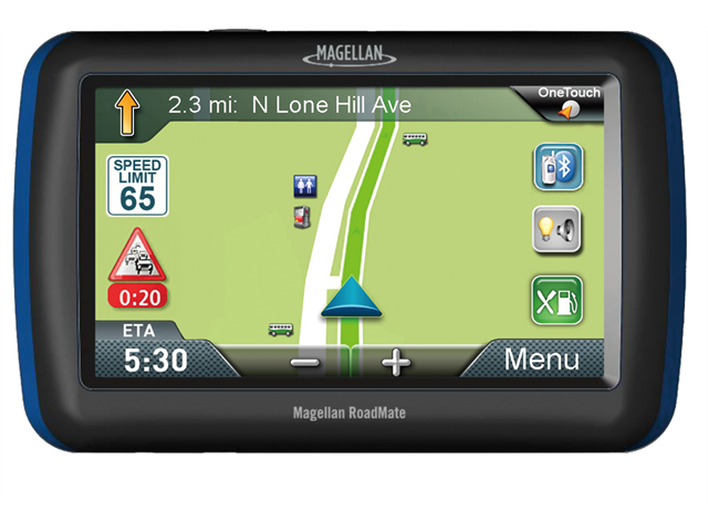 Magellan RoadMate 9270T-LM Commercial GPS Receiver w/ 7