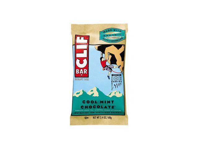 Cool Mint Chocolate - Box - Clif Bar - 12 - Bar