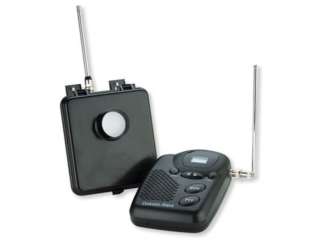 Dakota Alert MURS Wireless Motion Detection Kit - Base Station Radio (MURS-BS-Kit)