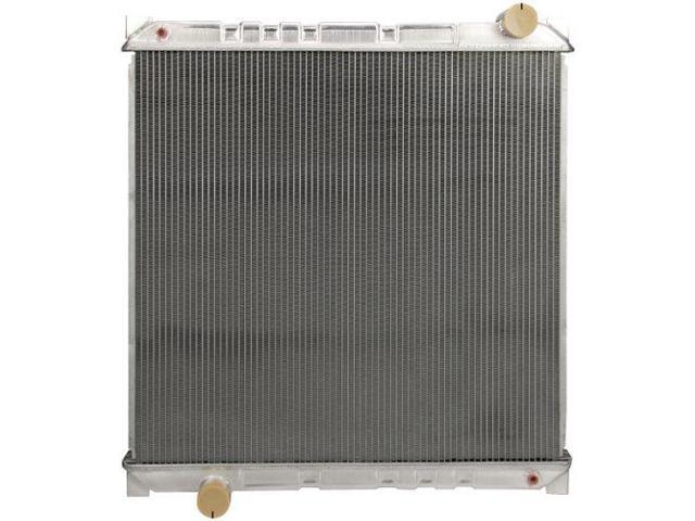 Spectra Premium 2002-1511 Complete Radiator Designed with side rail stress