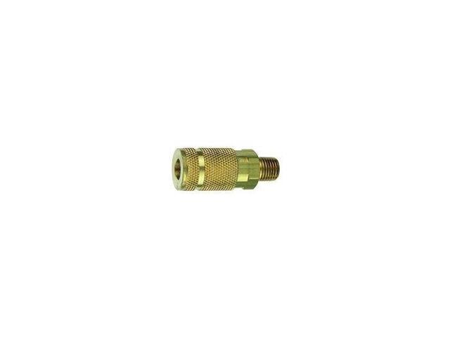 C1B COUPLER BRASS 14 TF 14 M 1/4