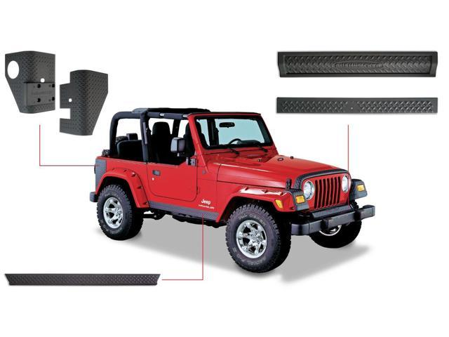 Bushwacker TrailArmor Body Panel Kit