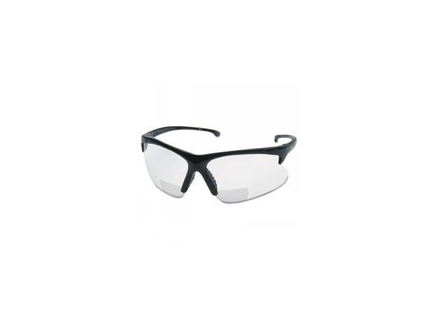 C-30-06 Read Sfty Glasses Poly Bla Frame Cle