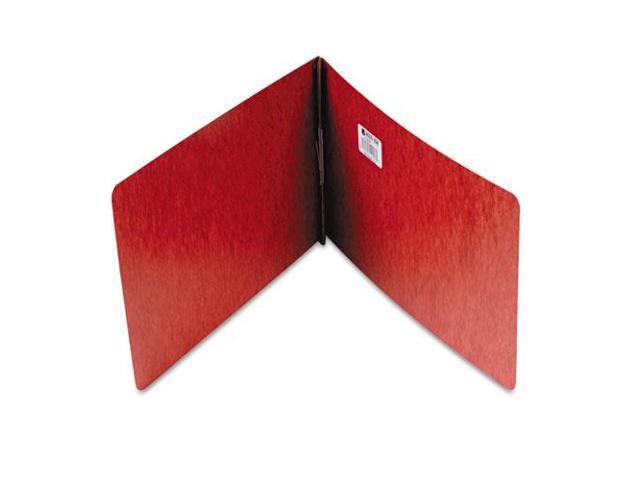 "Pressboard Report Cover, Prong Clip, Legal, 2"" Capacity, Red"
