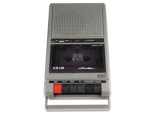 Portable Four-Station Listening Center Audio Cassette Recorder