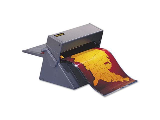 "Heat-Free Laminating Machine with 1 Cartridge, 12"" Maximum Document Si"