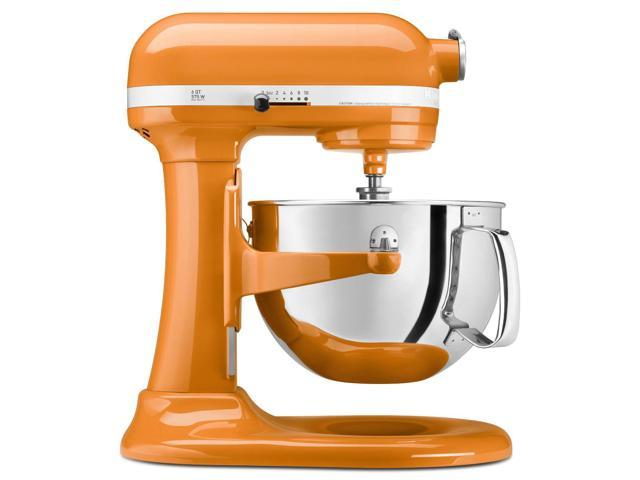 KitchenAid KP26M1XTG Tangerine 6-quart Bowl-Lift Stand Mixer **with $30 Gift Card plus additional Rebate**