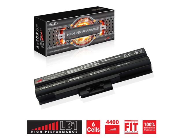 LB1 High Performance© Sony Vaio VPC-F138FC/BI Laptop Battery 11.1V
