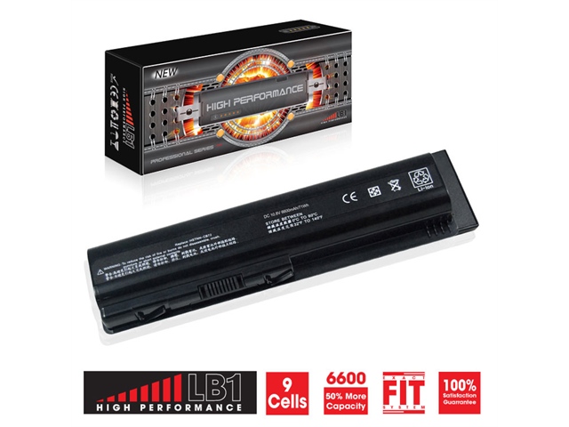 LB1 High Performance© Extended Life Compaq Presario CQ61 329TU Laptop Battery 9-cell 10.8V