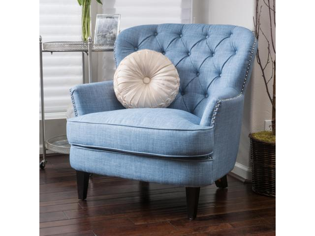 High Quality Christopher Knight Home Tafton Tufted Fabric Club Chair