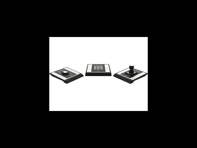 AXIS T8310 CONTROL BOARD JOYSTICK,KEYPAD, AND JOG DIAL