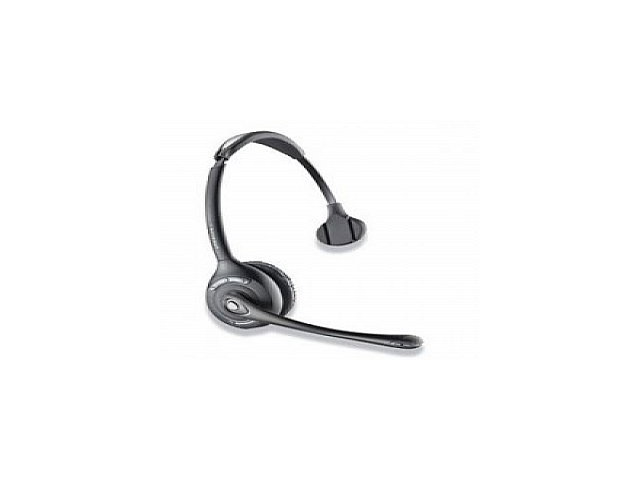 HEADSET,SAVI OVER-THE-HEAD, MONAURAL,DECT 6.0 FOR W710