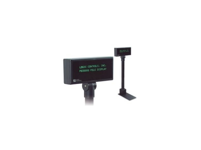 Bematech LV4000U 8.4- Lcd Pole Display, 800x600 Resolution, Usb Interac
