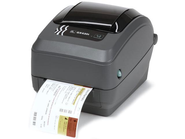 Zebra GX43-102711-000 GX430t Desktop Thermal Printer