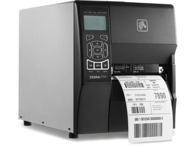 Zebra ZT23042-T31200FZ ZT230 Industrial Label Printer