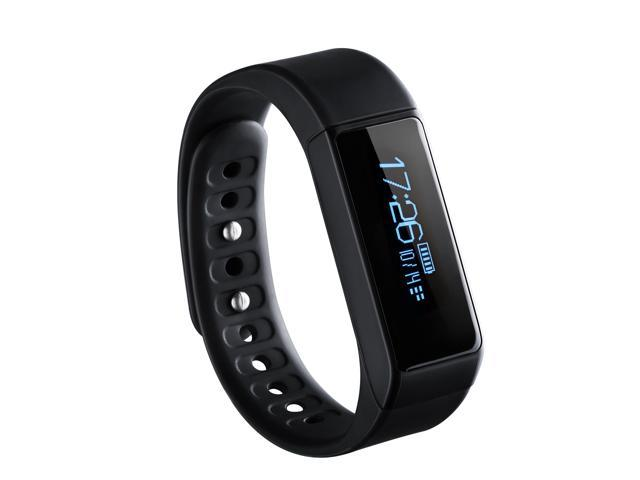 Victake Fitness Tracker Sport Wristband Switchable Sports Modes Bluetooth 4.0 compatible with Android 4.3or above IOS 8.0 or above Smartphones