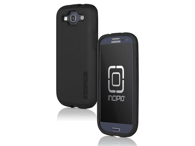 Black Solid Cell Phone - Case & Covers