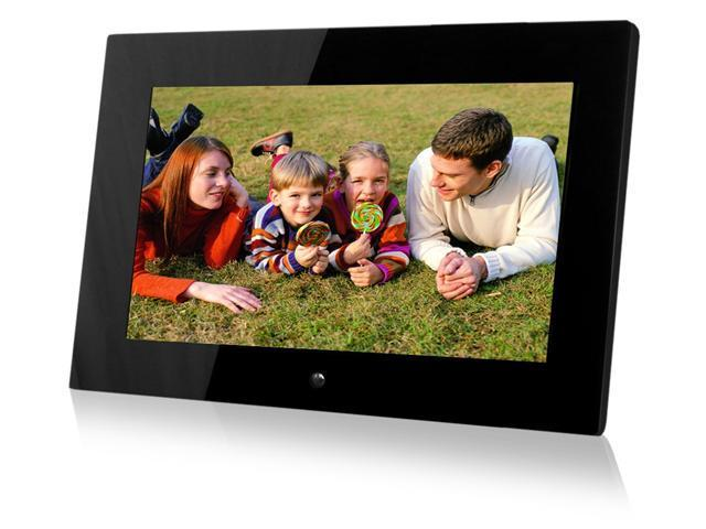 "Sungale PF1501  14"" Digital Photo Frame (Black)"