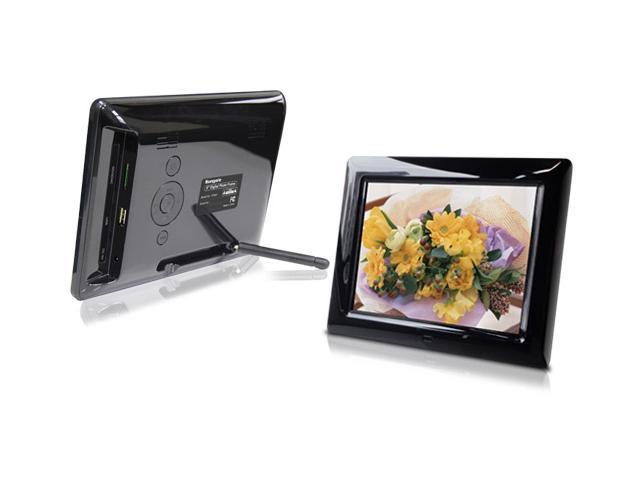 "Sungale PF803  8"" Digital Photo Frame (Black)"