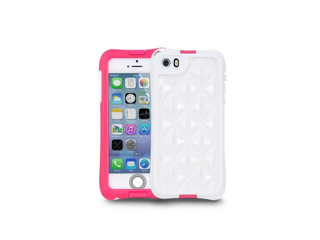 The Joy Factory aXtion Go Fuchsia Pink Case for iPhone 5 / 5s CWD109