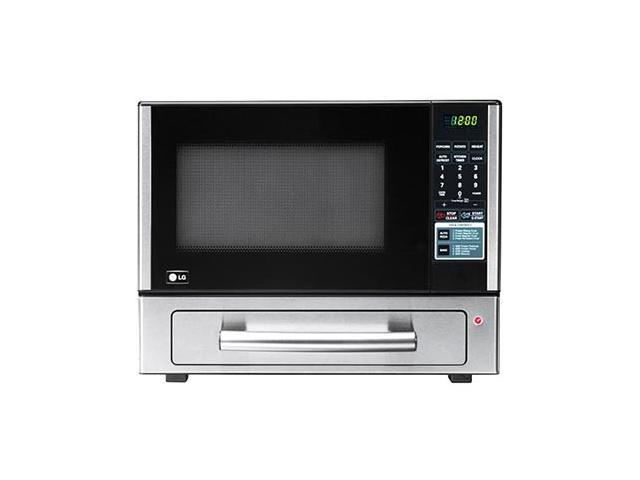 LG 1.1 cu. ft. Counter-Top Microwave Oven LCSP1110ST