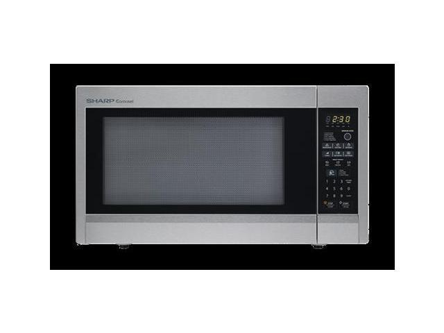 Sharp R651ZS: 2.2 cu.ft 1200W Full-size Countertop Microwave-Newegg ...