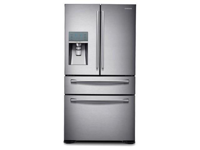 Samsung 31 Cu. Ft. 4-Door Refrigerator w/ FlexZone Drawer Stainless Steel RF31FMEDBSR