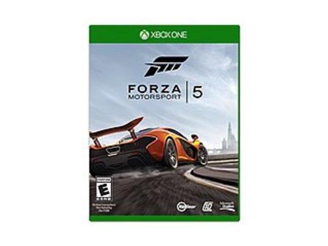 Microsoft V5D-00005 Forza Motorsport 5 for Xbox One