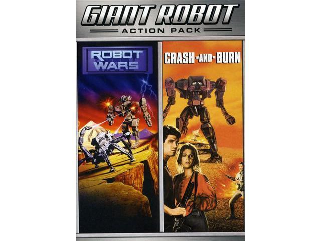 Crash & Burn/Robot Wars