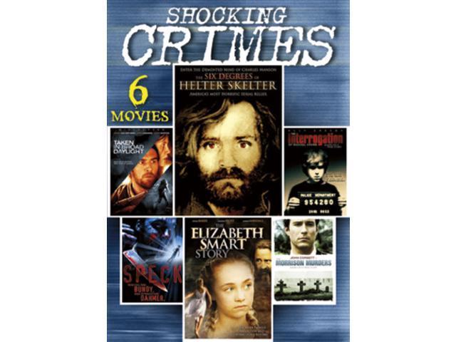 6-Movie Shocking Crimes