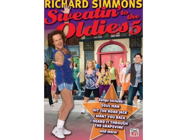 Richard Simmons: Sweatin' to the Oldies 5