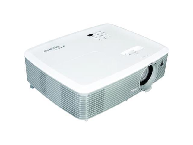 Optoma W355 3D DLP Projector - 720p - HDTV - 16:10 - Ceiling, Front - 195 W - 5000 Hour Normal Mode - 6000 Hour Economy Mode - 1280 x 800 - WXGA - 22,000:1 - 3600 lm - HDMI - USB - 225 W - 3 Year Warr