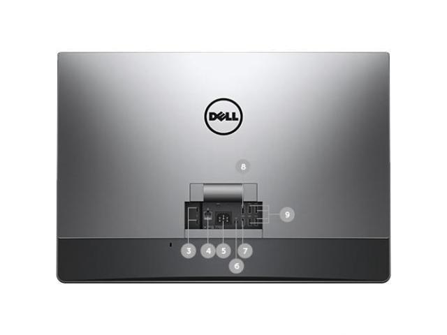 Dell XPS 27-7760 All-in-One Computer - Intel Core i7 (6th Gen) i7-6700 3.40 GHz - 16 GB DDR4 SDRAM - 2 TB HDD - 27