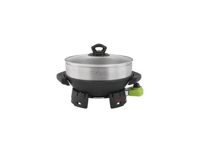 T-Fal WO400852 Wok with Steamer