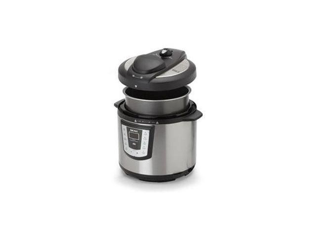 AROMA APC-990 Stainless Steel Digital Pressure Cooker