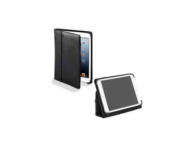 Cyber Acoustics Black Leather Cover Case for iPad mini Model IMC-7BK