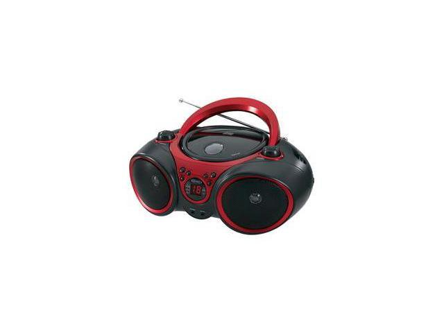 Sport Stereo CD Player with AM/FM, Aux