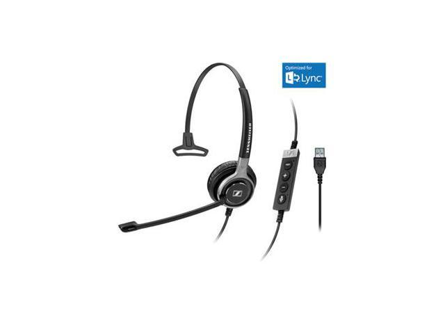 Single Sided USB ML Headset