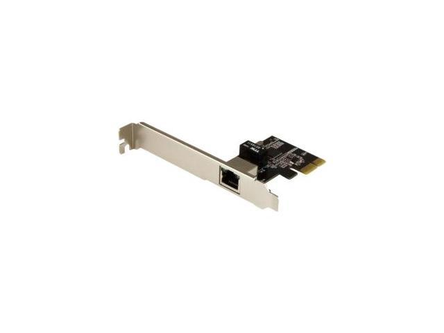 StarTech.com 1 Port PCI Express Gigabit Ethernet Network Card - Intel I210 NIC - Single Port PCIe Network Adapter Card w/ Intel Chip