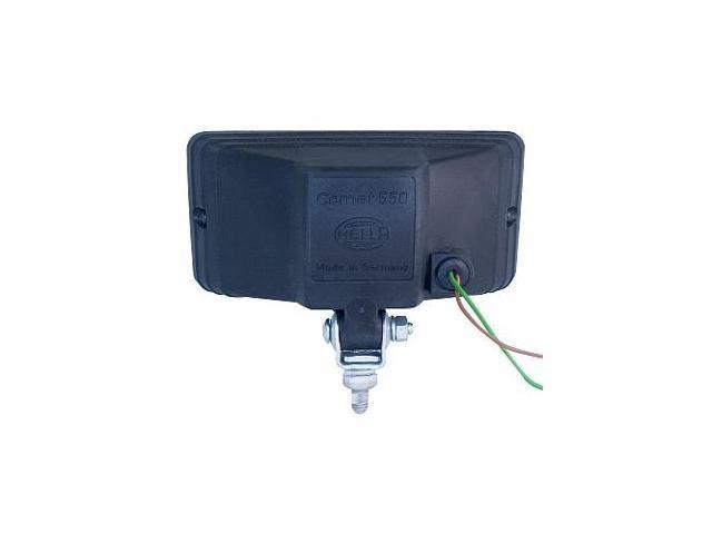 Hella Hella 550 Series Halogen Fog Lamp Kit